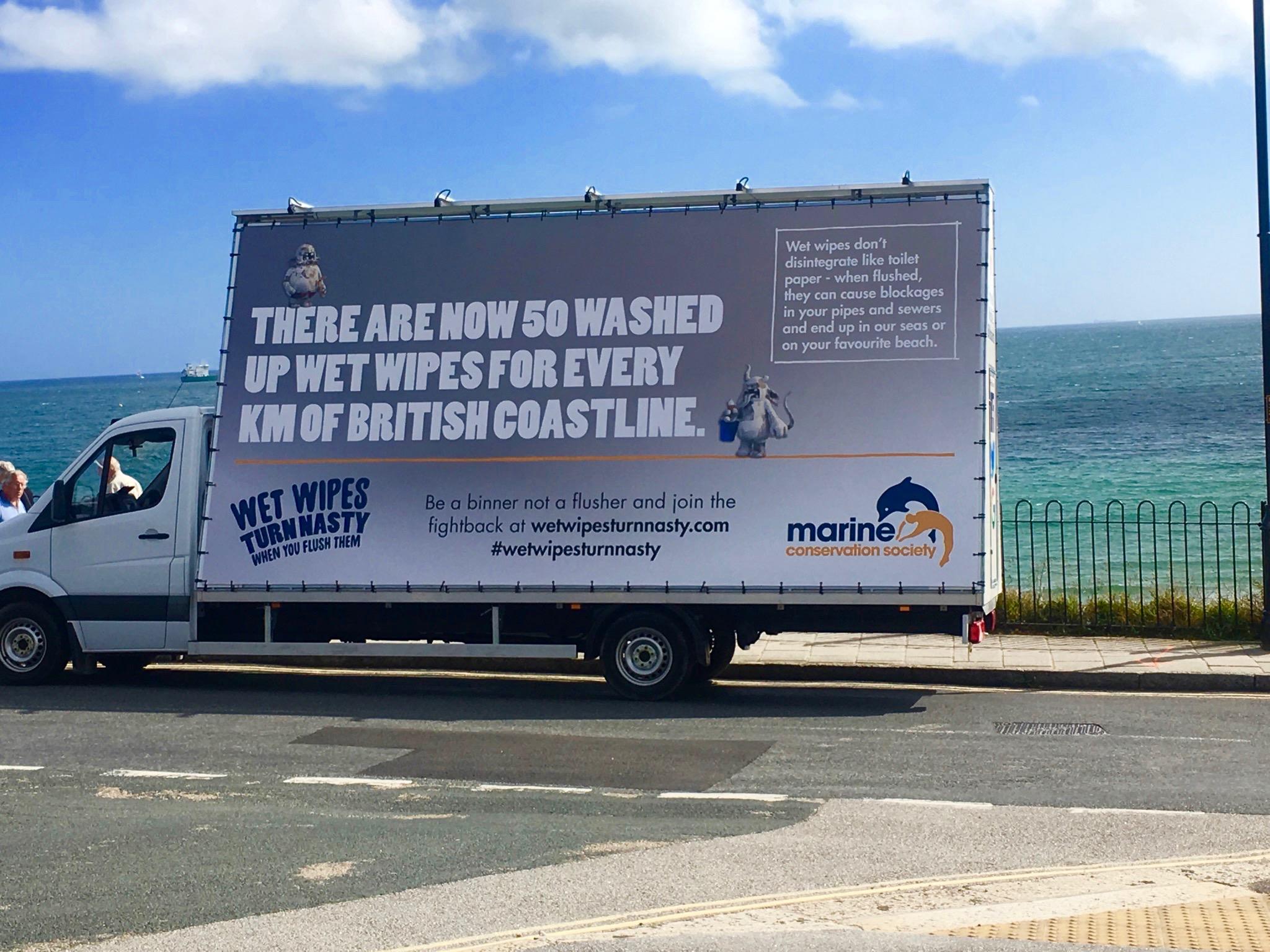 Billboards Cornwall